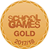School Games Gold Award 2017/2018