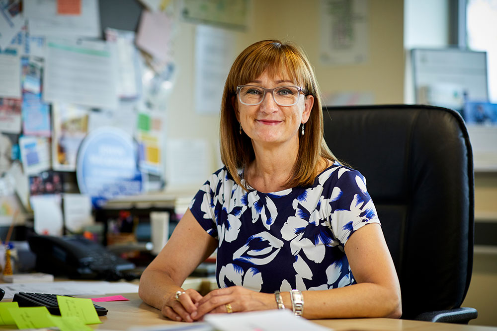 Dr J. MacKinnon PhD (Executive Headteacher)